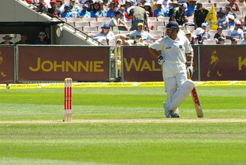 There have been more than 30 instances when Tendulkar was given a wrong decision by the umpire