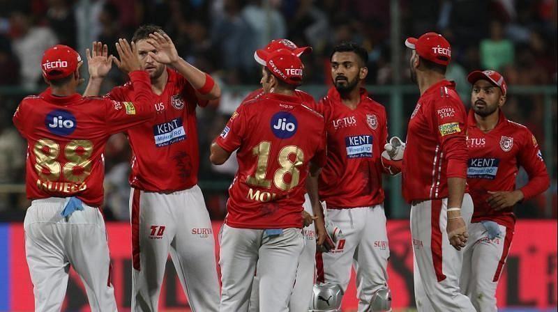 Kings XI Punjab ( Image Courtesy: BCCI/iplt20.com )