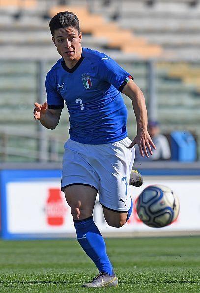 Giacomo Raspadori Profile Picture