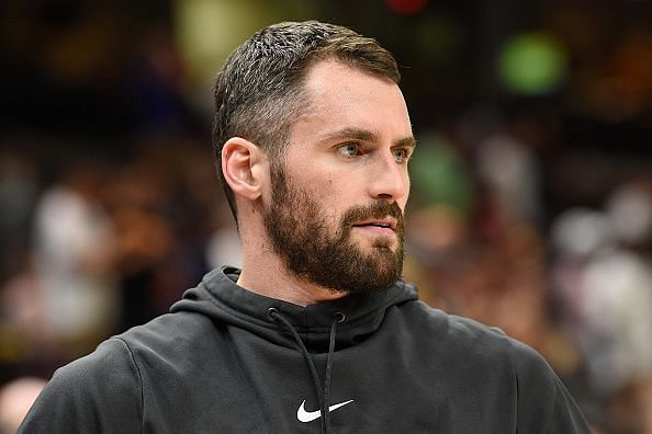Could the Lakers reunite Kevin Love and LeBron James?