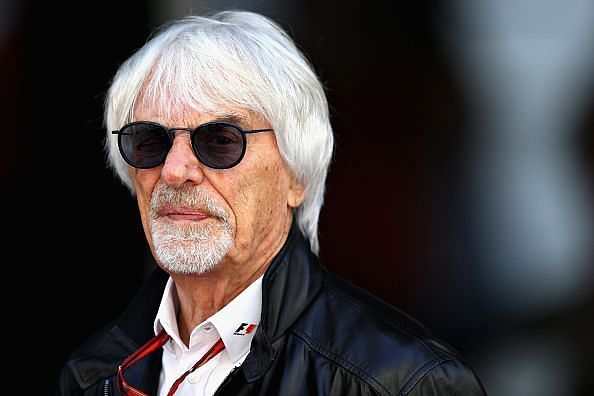 Former F1 boss Bernie Ecclestone believes now that the future of racing is is Formula E