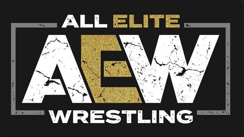 AEW wrestling logo