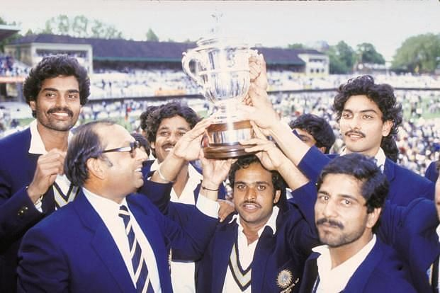 Image result for wc 1983 final
