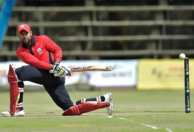 Babar Hayat have Good Batting Records in International Cricket