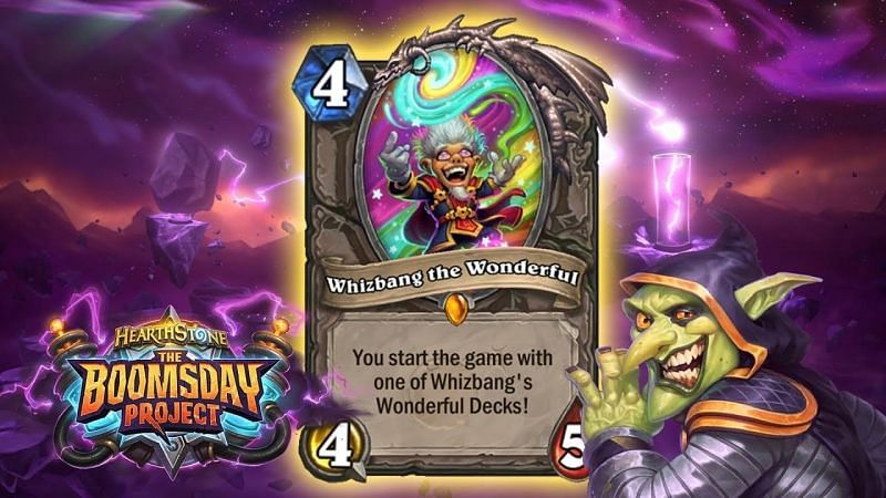 Image result for whizbang hearthstone