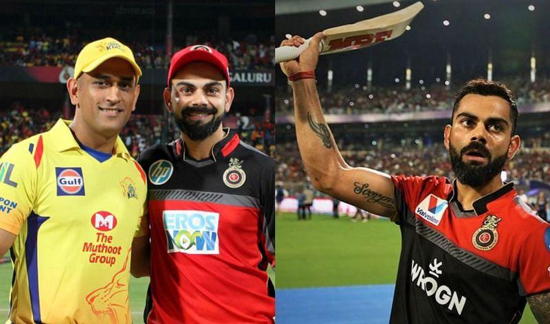 It's Virat Kohli vs MS Dhoni on Sunday at the Chinnaswamy!