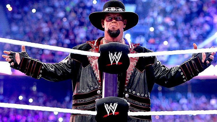 The Undertaker has become a mythical legend whom every WWE Superstar looks up to, with veneration