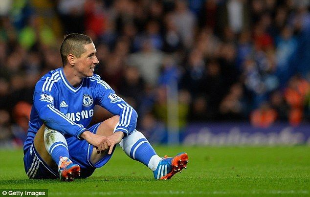 Fernando Torres is arguably the biggest flop in Premier League history!
