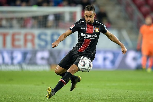 The Bayer 04 Leverkusen attacking midfielder can be deadly on the counter because of his pace