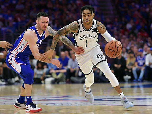 Brooklyn Nets v Philadelphia 76ers - Game One