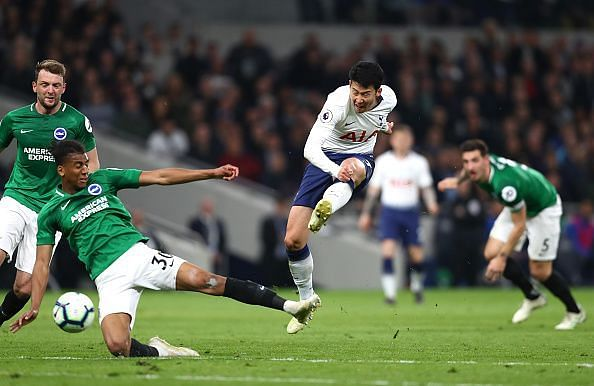 Son Heung-Min is the leading man in Harry Kane