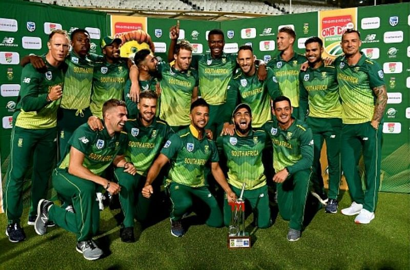 South Africa Name Their 15-Member Squad for the Marquee Tournament