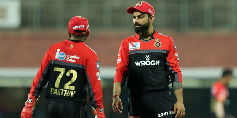 RCB registered their fourth straight loss in the tournament