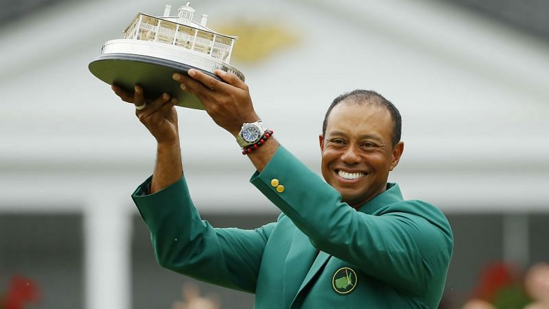 On course for 16 and 17? Woods' fond major memories at ...