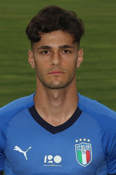 Gianluca Scamacca Profile Picture