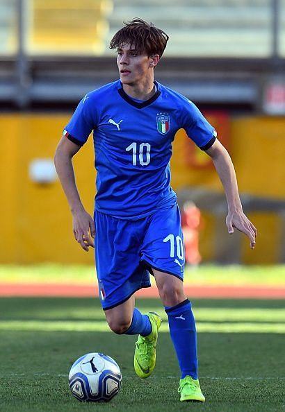 Nicolò Fagioli Profile Picture