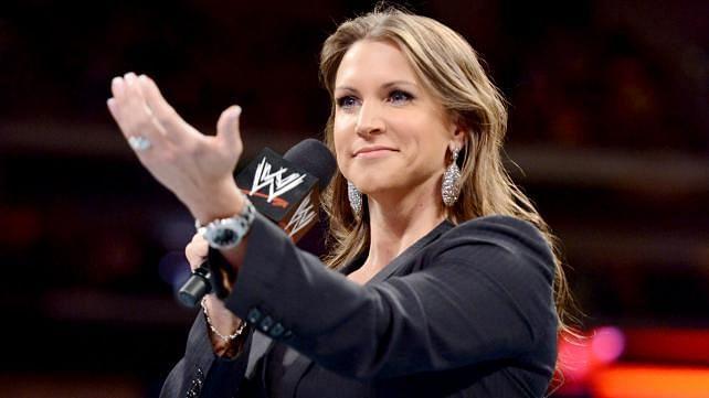Stephanie symbolizes power.