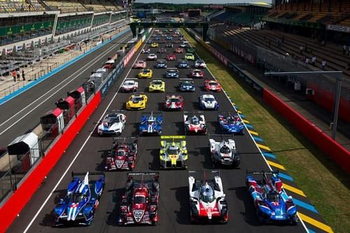 Top F1 Drivers Racing At The 24 Hours Of Le Mans 2019