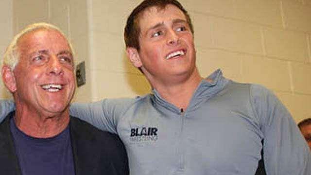 WWE Hall of Famer रिक फ्लेयर