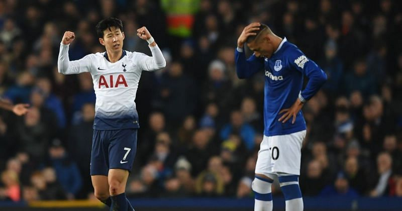 Tottenham won the last tie with a chuffing score of 6-2!