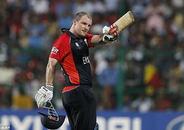 343 runs scored by Andrew Strauss of England is the highest number of runs scored by a player at this ground.