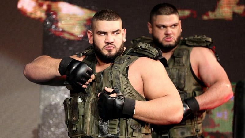 Akam and Razar, the Authors of Pain.