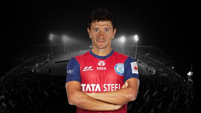 Piti will be the third foreigner to represent Jamshedpur FC in the 2019-20 season of ISL after Tiri and Memo