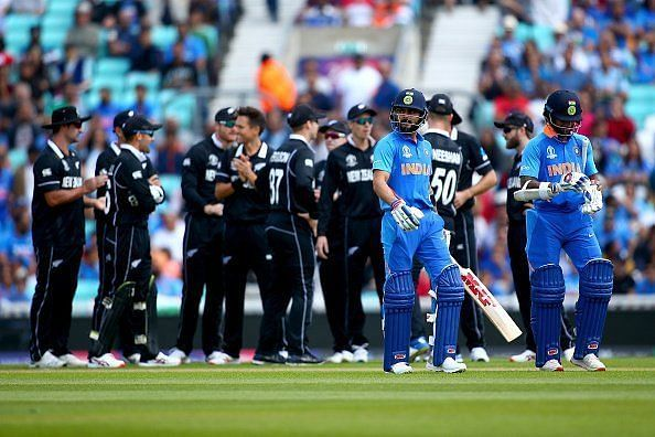 Ind vs Nz - 2019 wc warmup Game
