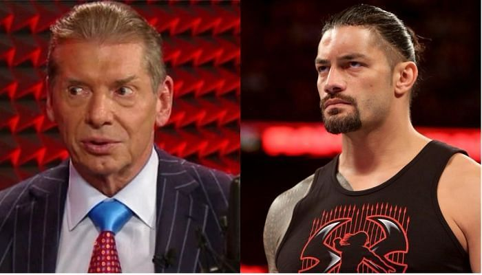 Vince and roman