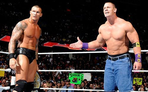 John Cena has left but the Viper is still entertaining the WWE Universe