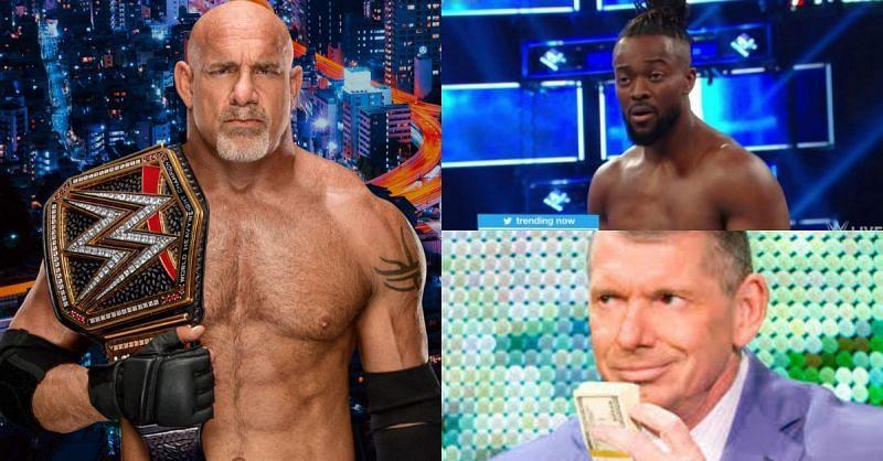 Da Man, The Myth, The WWE Champion?