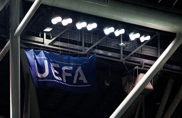 Republic of Ireland v Georgia - UEFA EURO 2020 QualifierUEFA Champions League and UEFA Europa League - Play-off Round Draw
