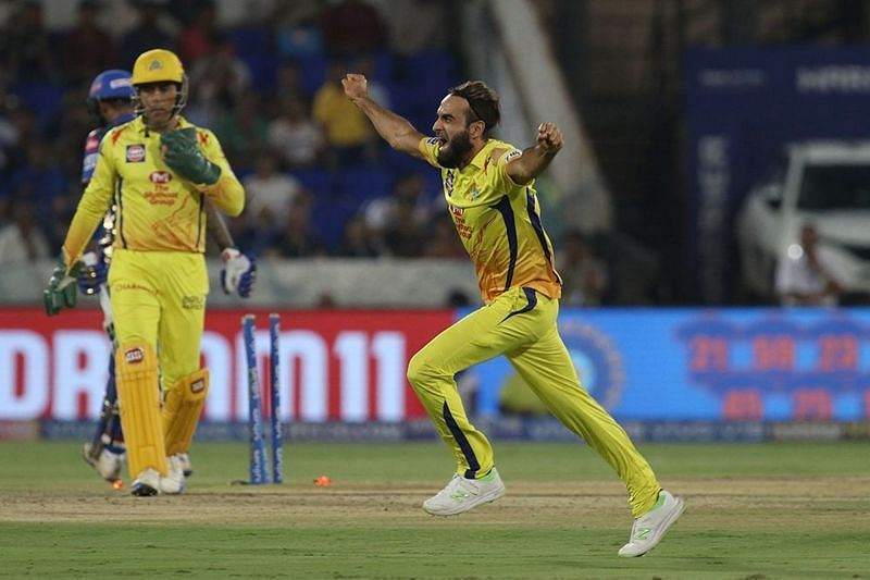 MS Dhoni & Imran Tahir were their best batsman & bowler respectively (photo courtesy: BCCI/iplt20.com)