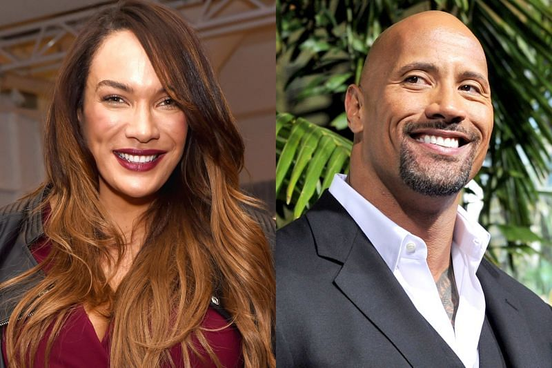 Image result for nia jax the rock