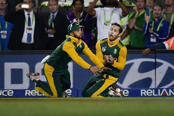 Duminy and Behardien