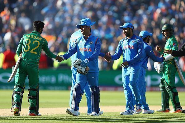 India v Pakistan - ICC Champions Trophy