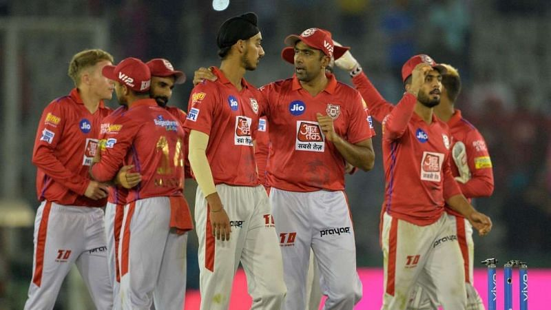 KXIP need a miracle to qualify from this position