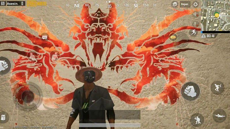 Top Secret Godzilla Locations In PUBG Mobile