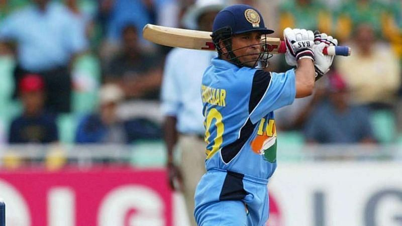 Sachin Tendulkar is the only batsman to score more than 200 fours in World Cups