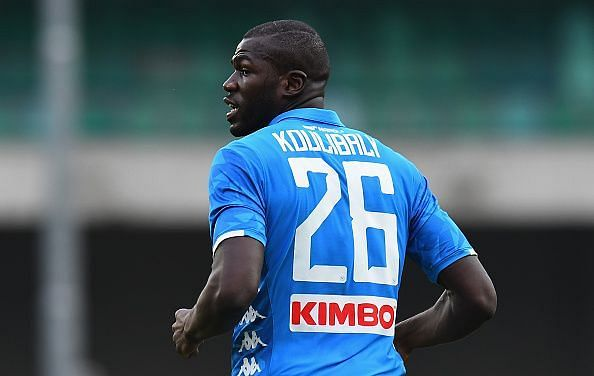 Koulibaly could be the answer to United