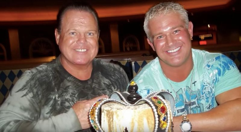 jerry lawler and brian lawler