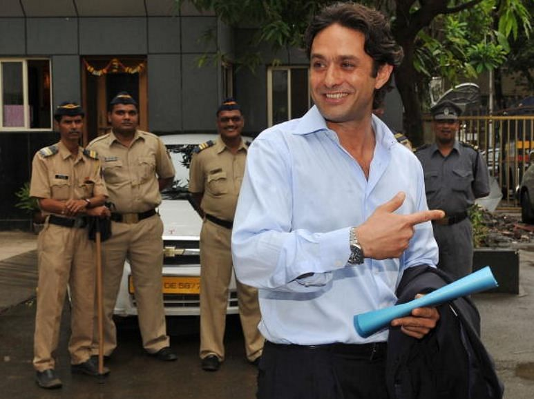 Ness Wadia: Co-owner of Kings XI Punjab.