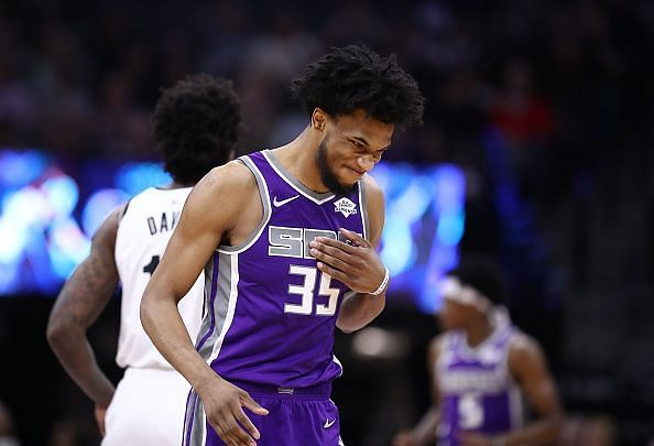 Marvin Bagley III was one of the most impactful rookies in the 2018-19 season