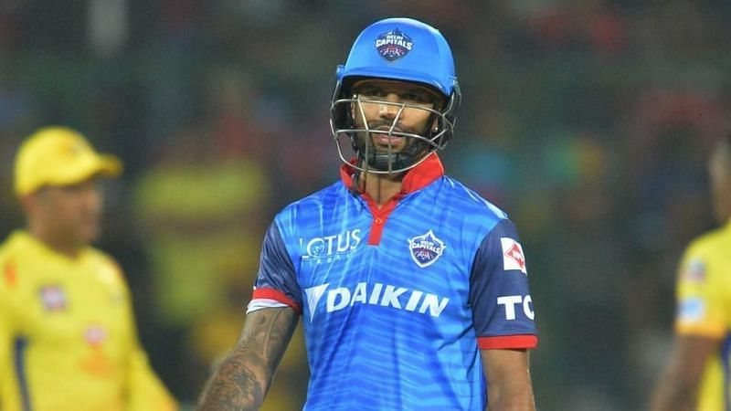 Shikhar Dhawan has been brilliant for the Delhi Capitals this season