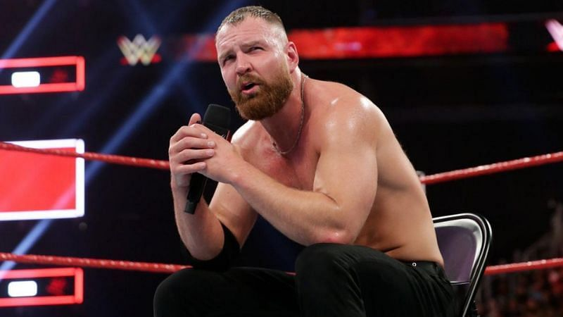 Dean Ambrose departed WWE in April 2019