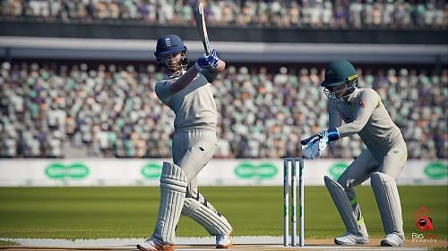 Cricket 19 is one the same level as BLC 2007 and Cricket 97
