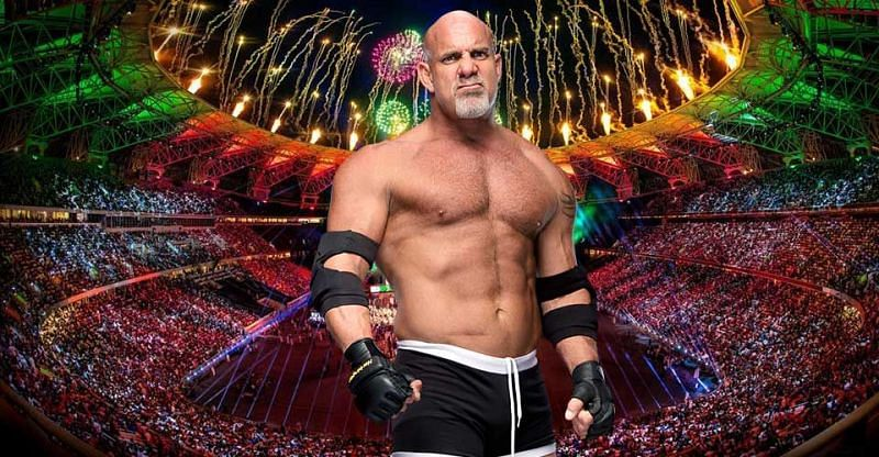 Goldberg can earn seven figures in minutes
