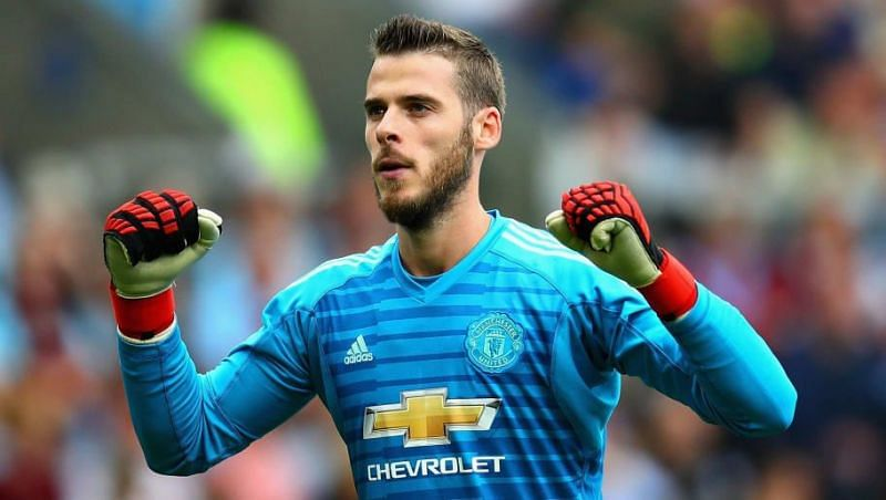 David de Gea is reportedly not extending his contract at Manchester United