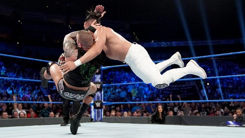 Page 6 - WWE SmackDown Live Results October 3rd 2017