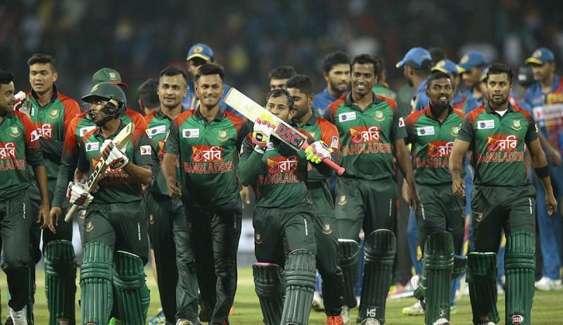 Bangladesh players are desperate to win something big.